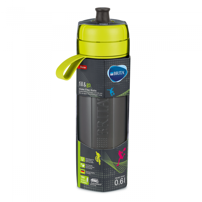 Sticla Filtranta Fill & Go Active Verde-big