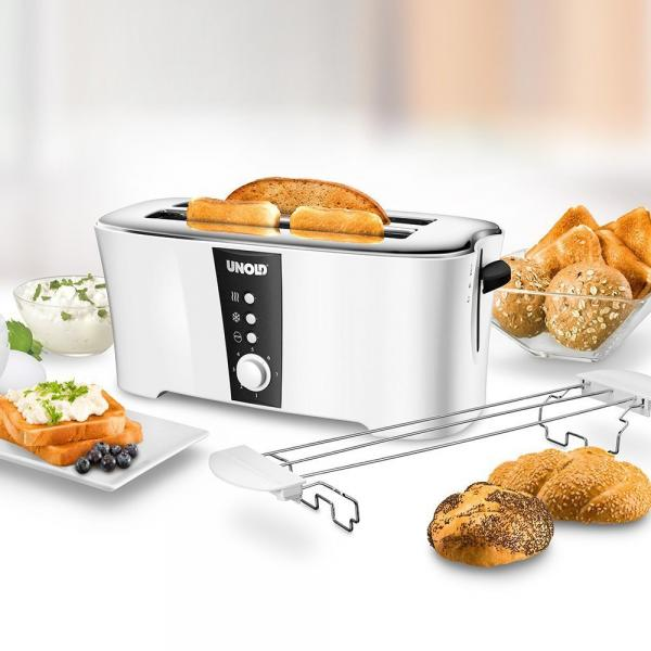 Toaster Design Dual - Unold-big