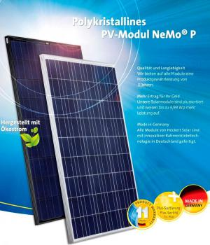 Panou fotovoltaic 250W - Made in Germany