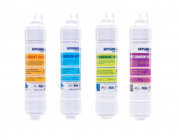 Set filtre dozator apa
